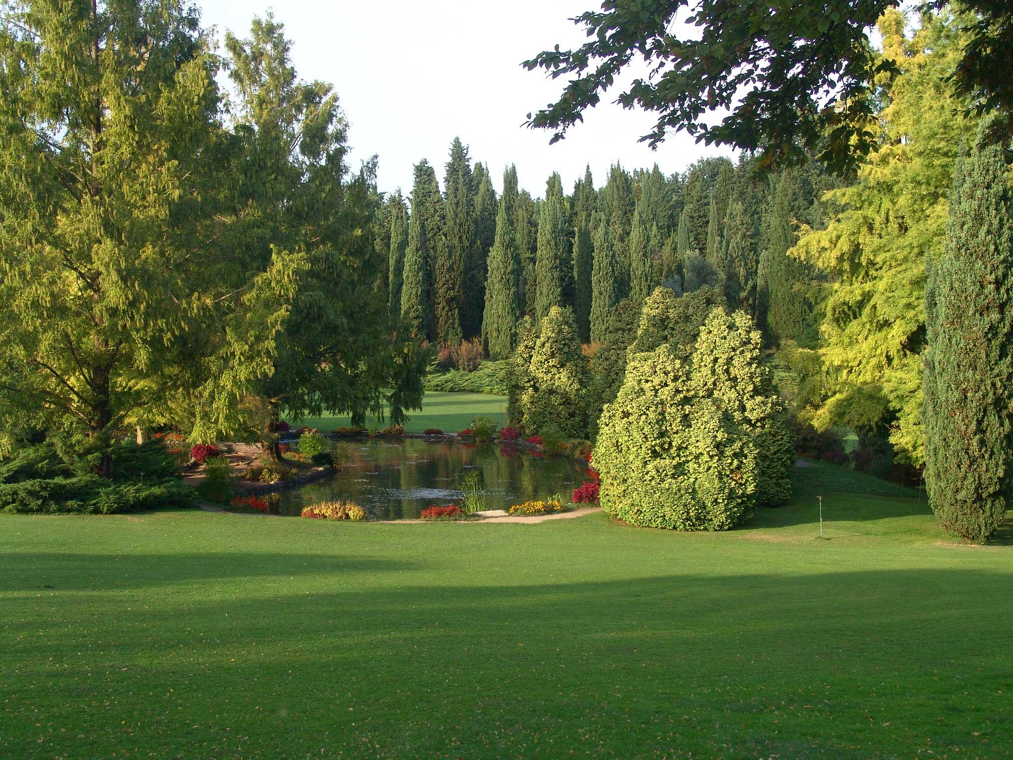 Galleria fotografica del parco giardino sigurt - Foto di giardini fioriti ...