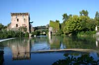 Chauffeur for locations and villages of the province of Verona